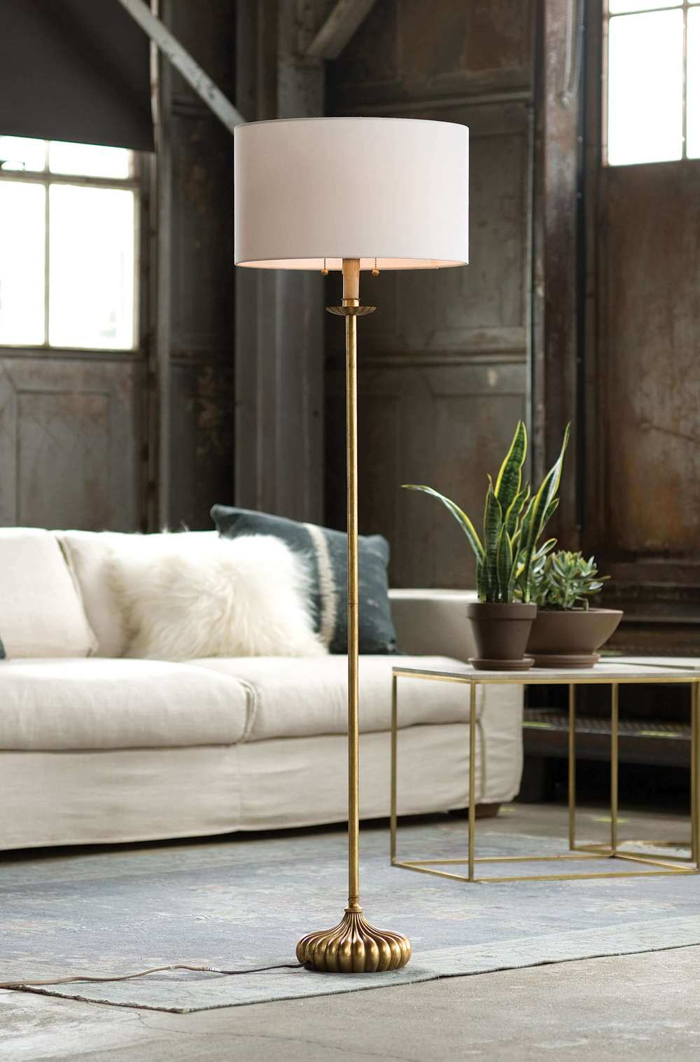 Regina Andrew - Clove Stem Floor Lamp