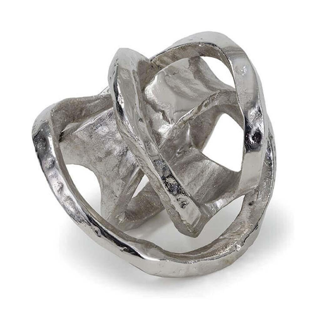 Regina Andrew - Nickel Metal Knot