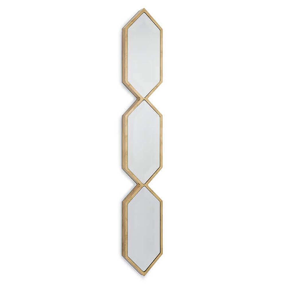 Regina Andrew - Triple Diamond Wall Panel in Gold