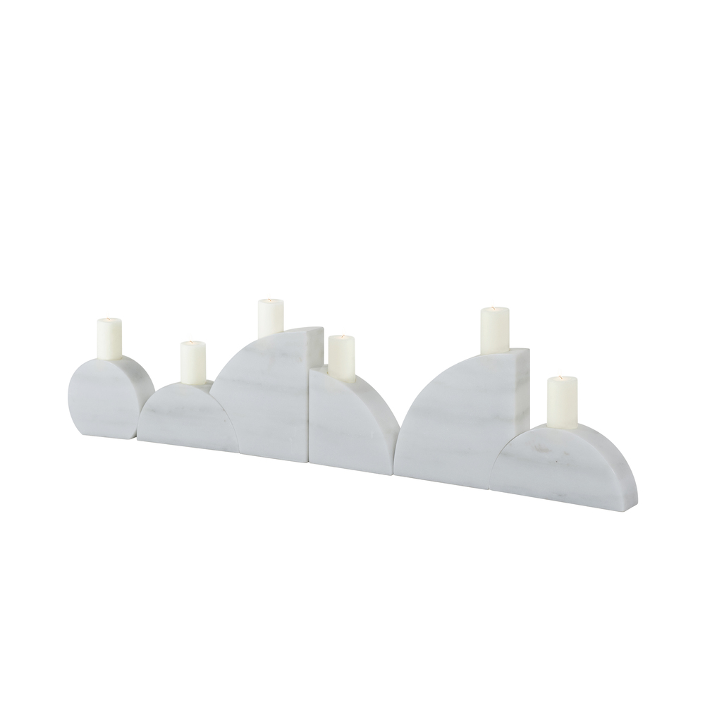Theodore Alexander-Quick Ship - Range Candlestands