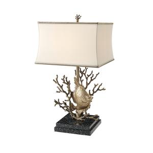 Thumbnail of Theodore Alexander-Quick Ship - Still Aquarium Table Lamp