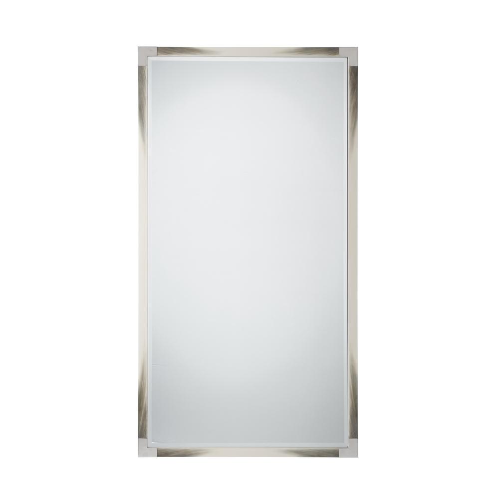 THEODORE ALEXANDER-QUICK SHIP - Wooden Framed Mirror