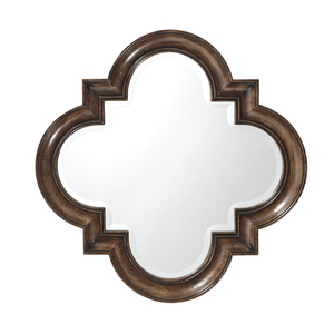 Thumbnail of THEODORE ALEXANDER-QUICK SHIP - Wooden Framed Mirror