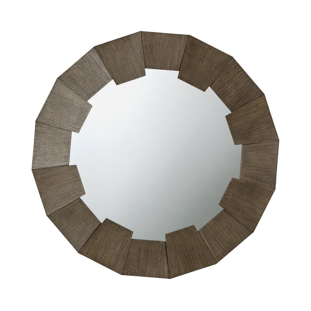 Theodore Alexander-Quick Ship - Ranieri Round Mirror
