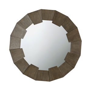 Thumbnail of Theodore Alexander-Quick Ship - Ranieri Round Mirror