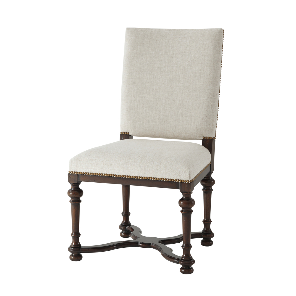 Theodore Alexander-Quick Ship - Cultivated Dining Chair