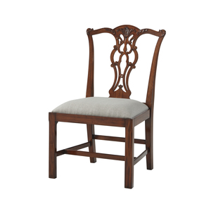 Thumbnail of Theodore Alexander-Quick Ship - Penreath Dining Chair