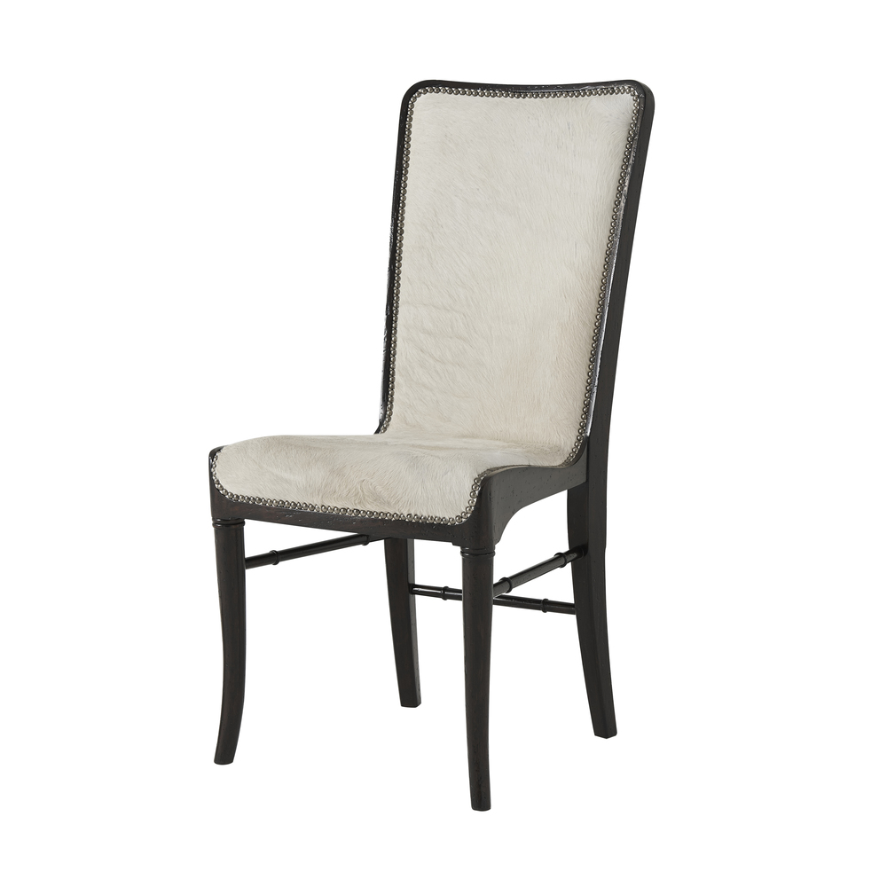 Theodore Alexander-Quick Ship - Thane Dining Chair