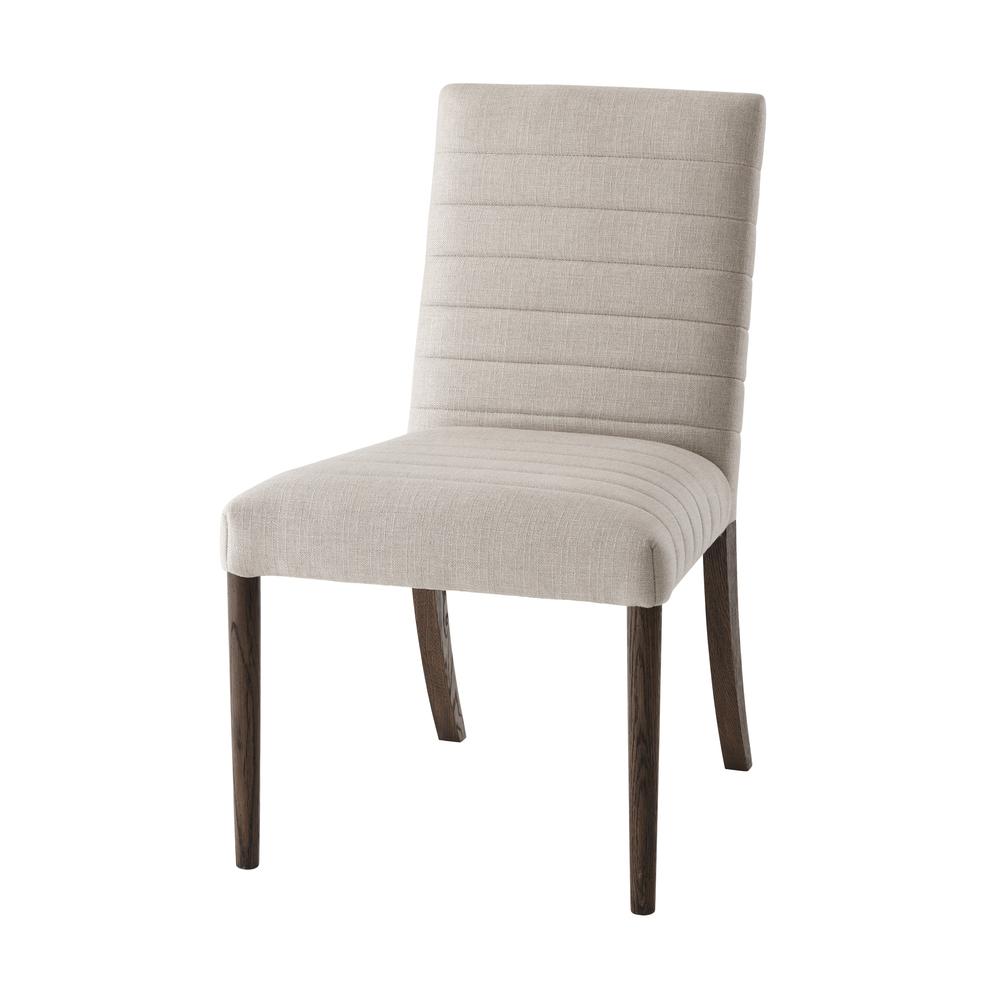 Theodore Alexander-Quick Ship - Rinaldo Dining Side Chair