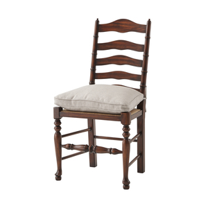 Thumbnail of Theodore Alexander-Quick Ship - The Georgian Cottage Dining Chair