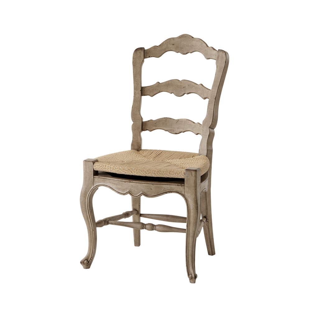 Theodore Alexander-Quick Ship - Delphine Side Chair