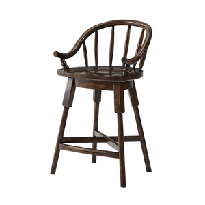 Thumbnail of THEODORE ALEXANDER-QUICK SHIP - Wytham Counter Stool