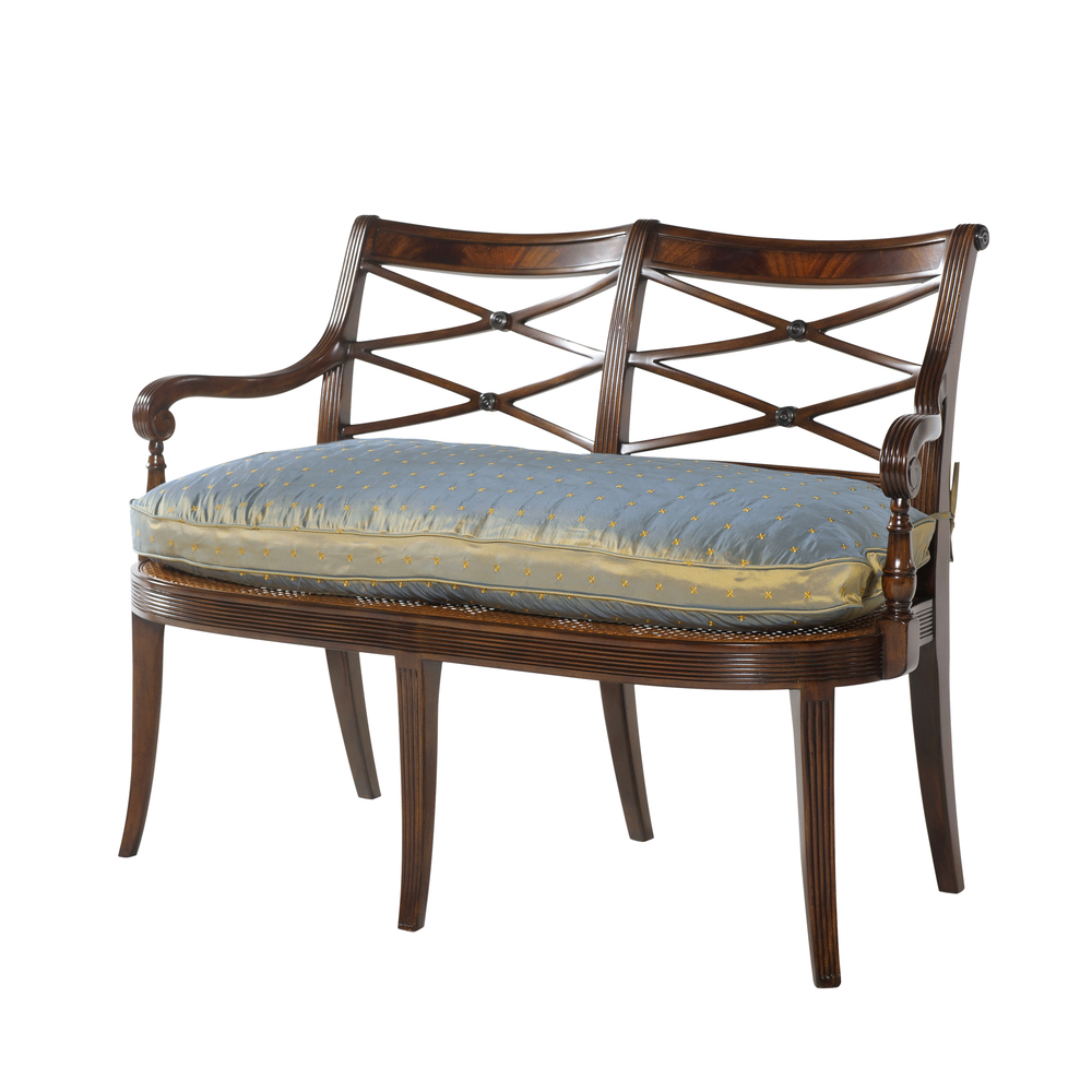 Theodore Alexander-Quick Ship - Recollections from Hanover Square Settee