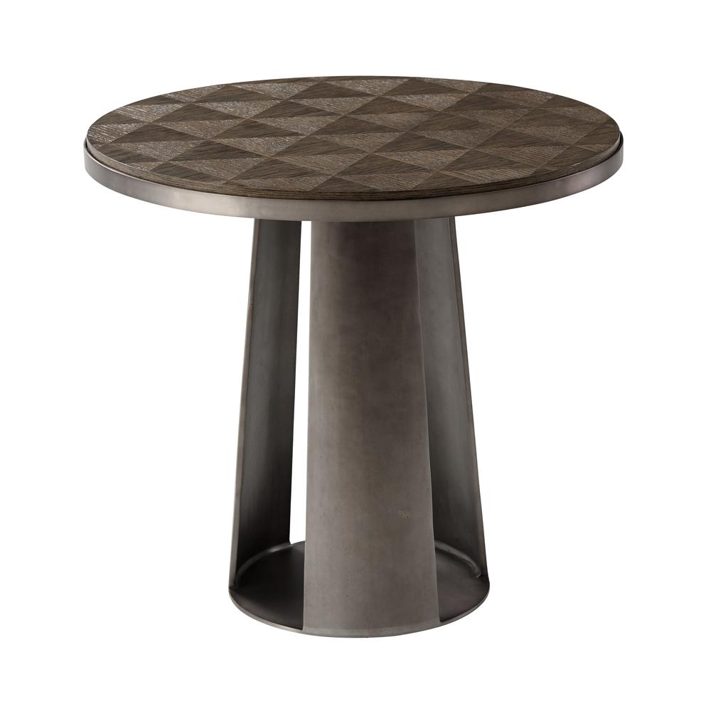 Theodore Alexander-Quick Ship - Onofrio Medium Side Table