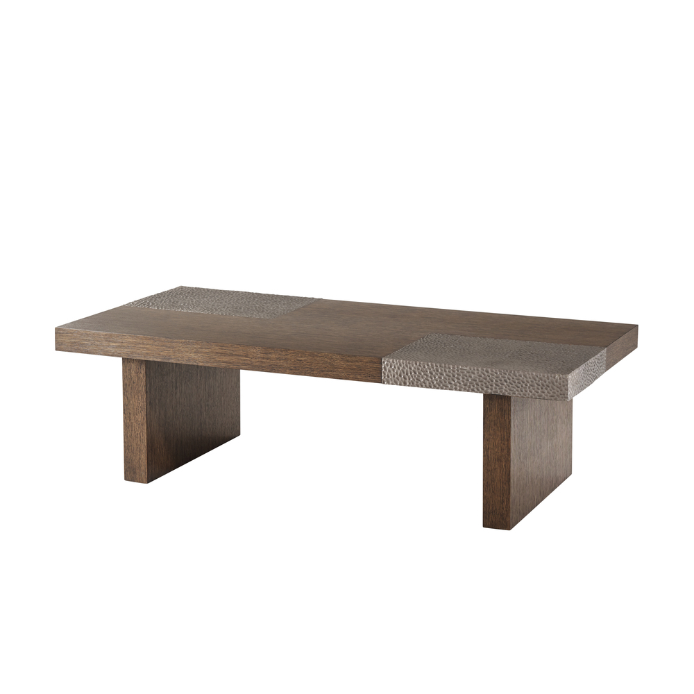 Theodore Alexander-Quick Ship - Dodinc Cocktail Table