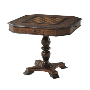 Thumbnail of Theodore Alexander-Quick Ship - Wooden Game Table
