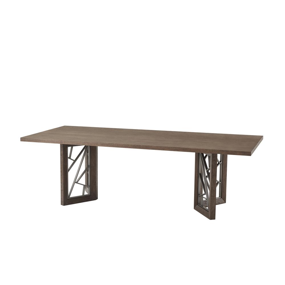 Theodore Alexander-Quick Ship - Renata Dining Table