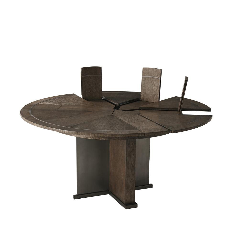 Theodore Alexander-Quick Ship - Saverio Extending Dining Table
