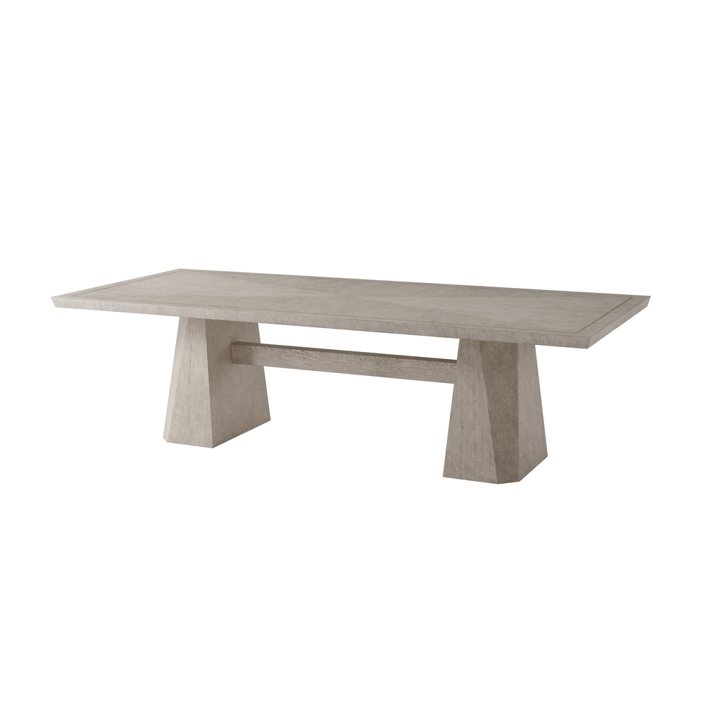 Theodore Alexander-Quick Ship - Vicenzo Dining Table