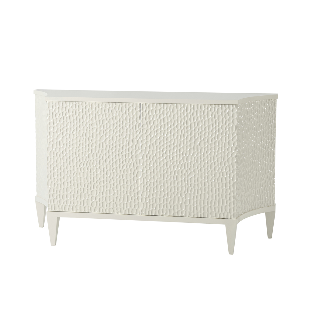 Theodore Alexander-Quick Ship - Theron Decorative Chest