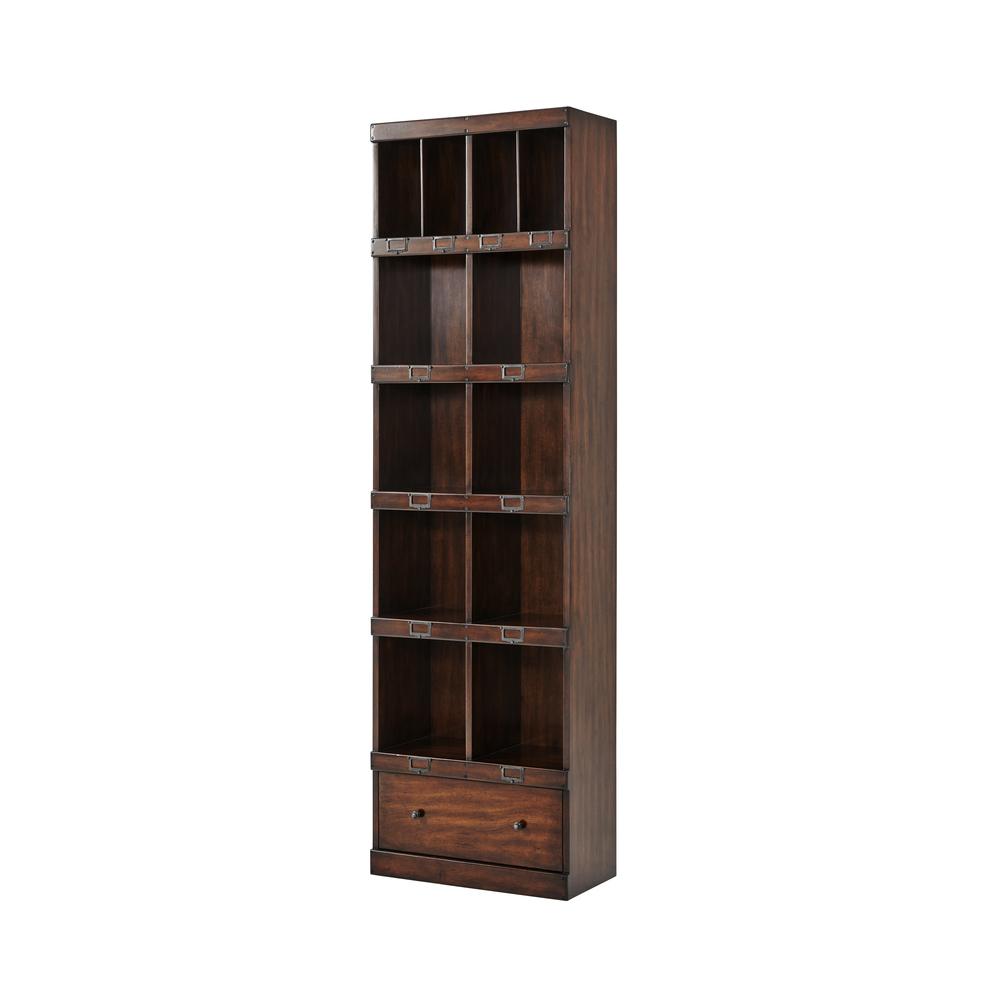 Theodore Alexander-Quick Ship - The Agra Bookcase