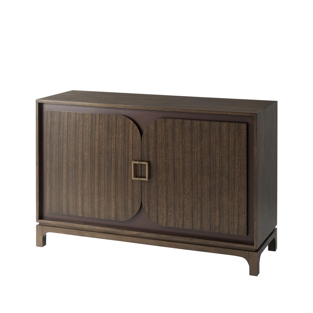 Theodore Alexander-Quick Ship - Ennis Decorative Cabinet