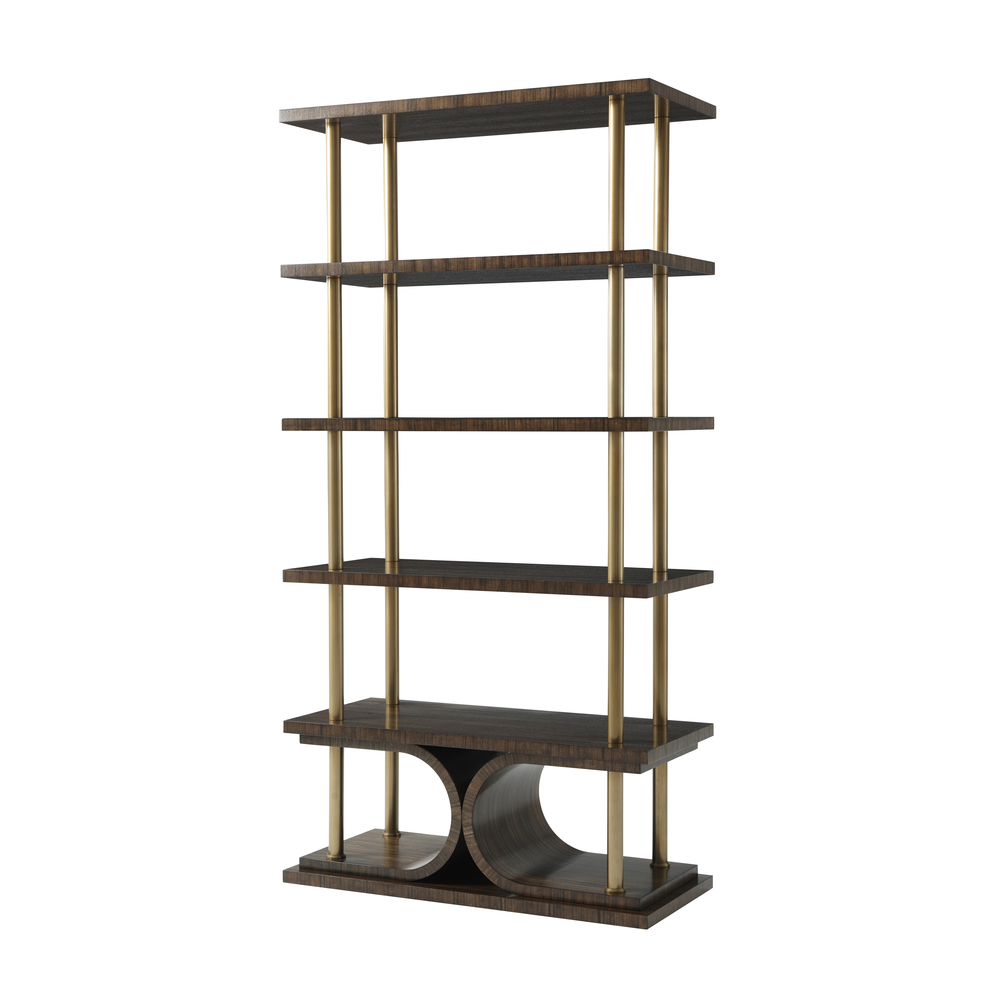 Theodore Alexander-Quick Ship - Conway Etagere