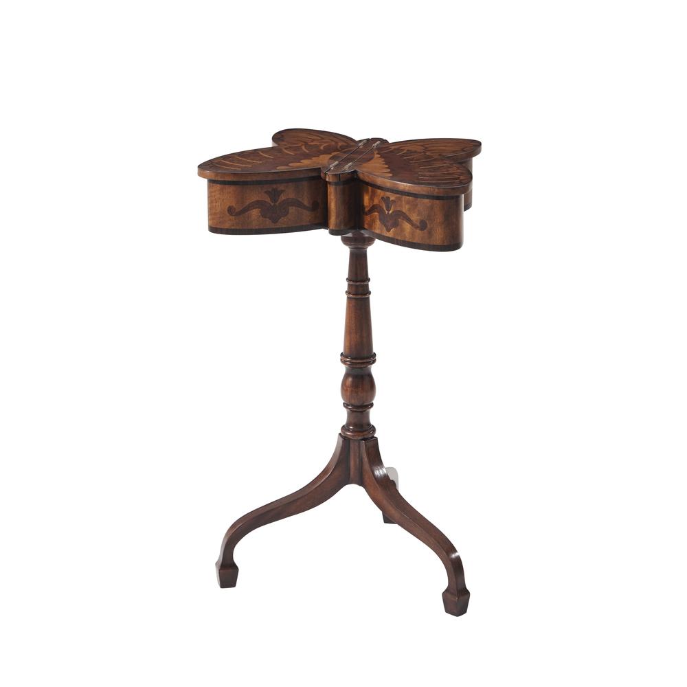 Theodore Alexander-Quick Ship - Wooden Box