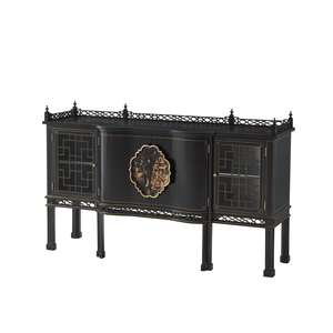 Thumbnail of Theodore Alexander-Quick Ship - Medallion Sideboard