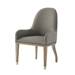 Thumbnail of Theodore Alexander-Quick Ship - Orton Dining Chair
