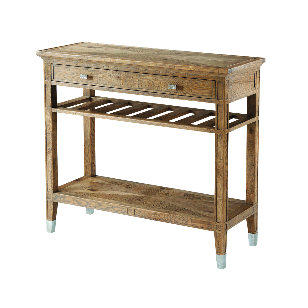 Theodore Alexander-Quick Ship - Ardern Console Table