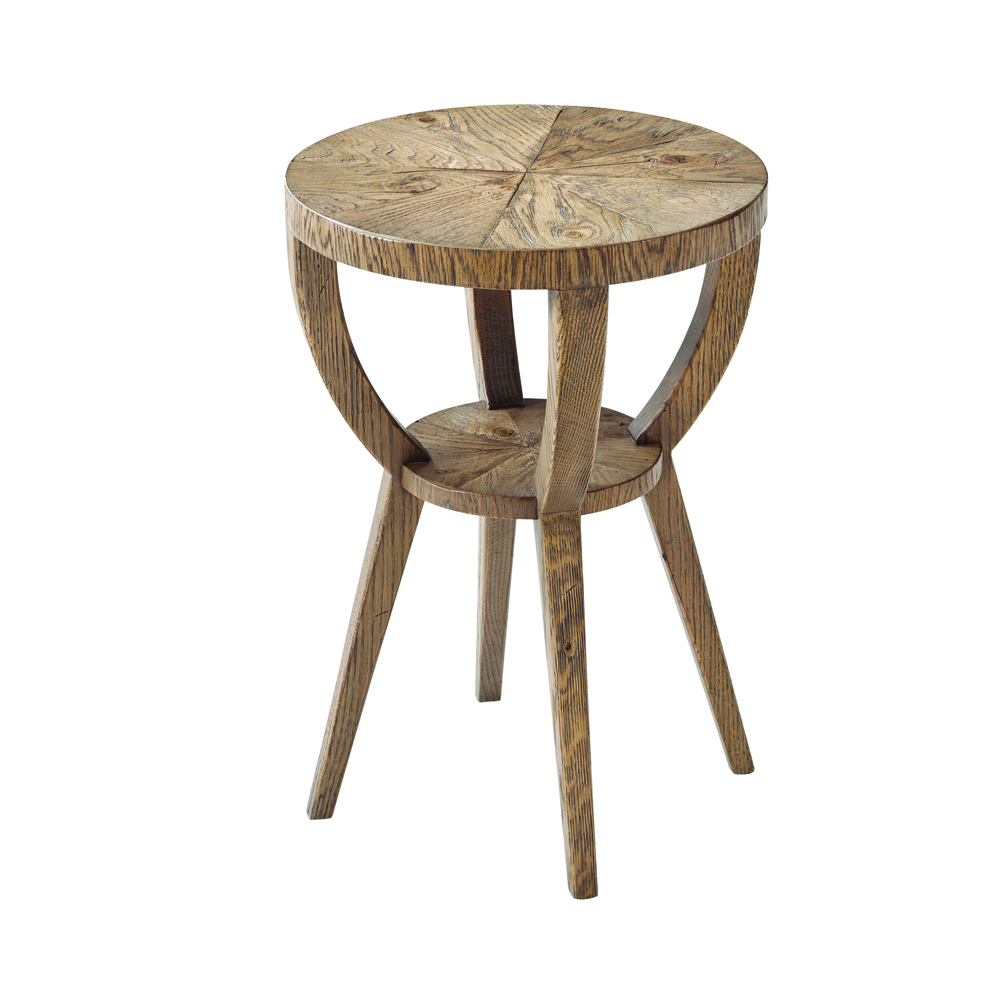 Theodore Alexander-Quick Ship - Southfield Accent Table