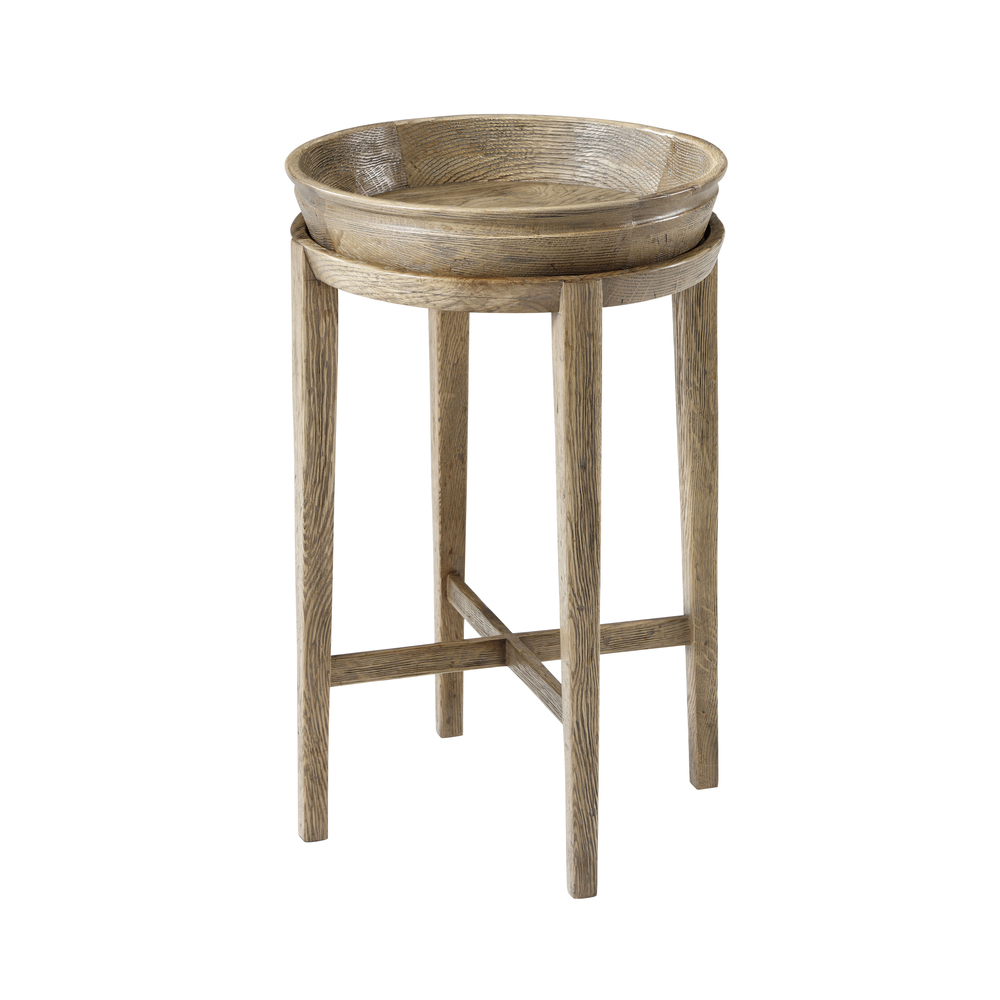 Theodore Alexander-Quick Ship - Newton Accent Table