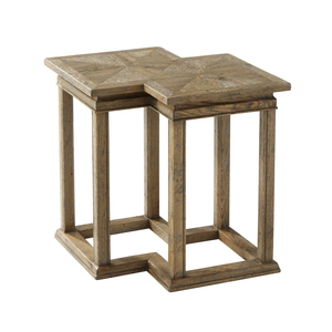 Thumbnail of Theodore Alexander-Quick Ship - Kyron Bunching Accent Table