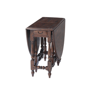 Thumbnail of Theodore Alexander-Quick Ship - Homely Simplicity Dining Table