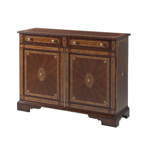 Thumbnail of Theodore Alexander-Quick Ship - Highly Strung Side Cabinet
