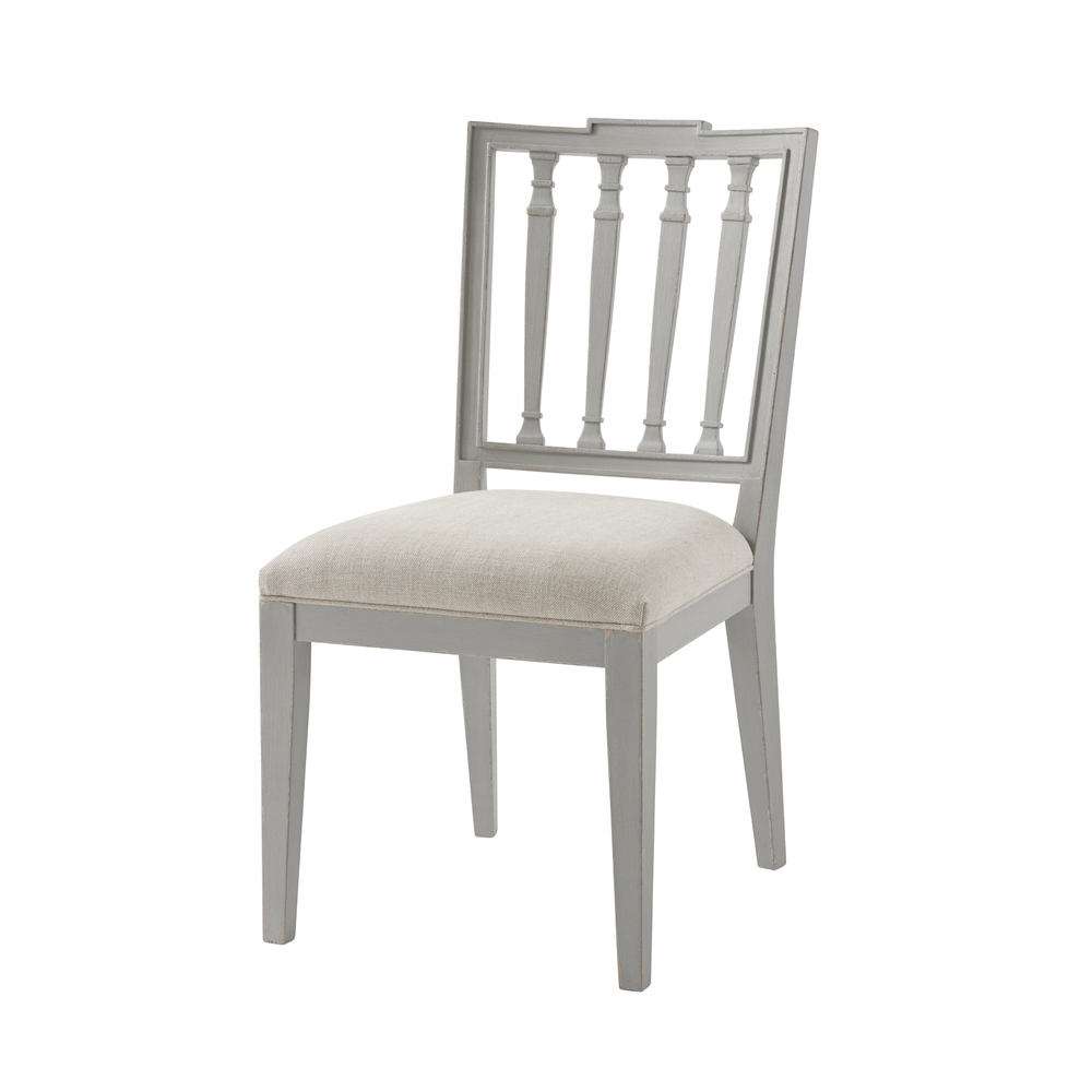 Theodore Alexander-Quick Ship - The Tristan Dining Chair