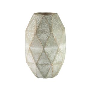 Thumbnail of Theodore Alexander-Quick Ship - Diamond Small Cut Vase
