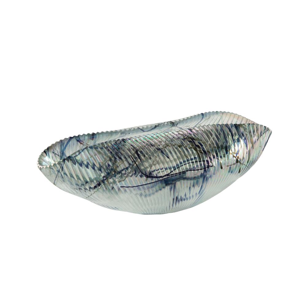 Theodore Alexander-Quick Ship - Aquatic Small Bowl
