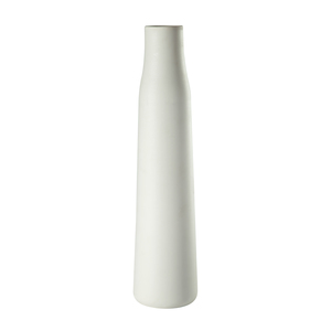Thumbnail of Theodore Alexander-Quick Ship - Baltic Tall Matte White Vase