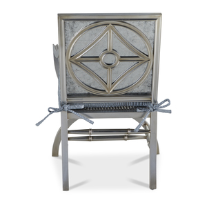 Thumbnail of John Richard Collection - Arm Chair With Eglomise Arabes