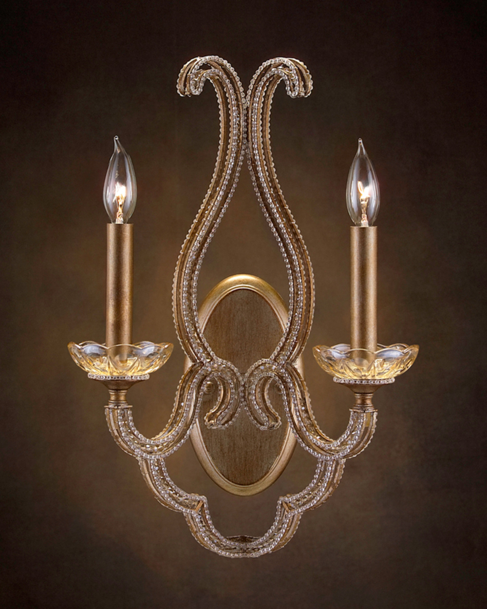 John Richard Collection - Two Light Sconce