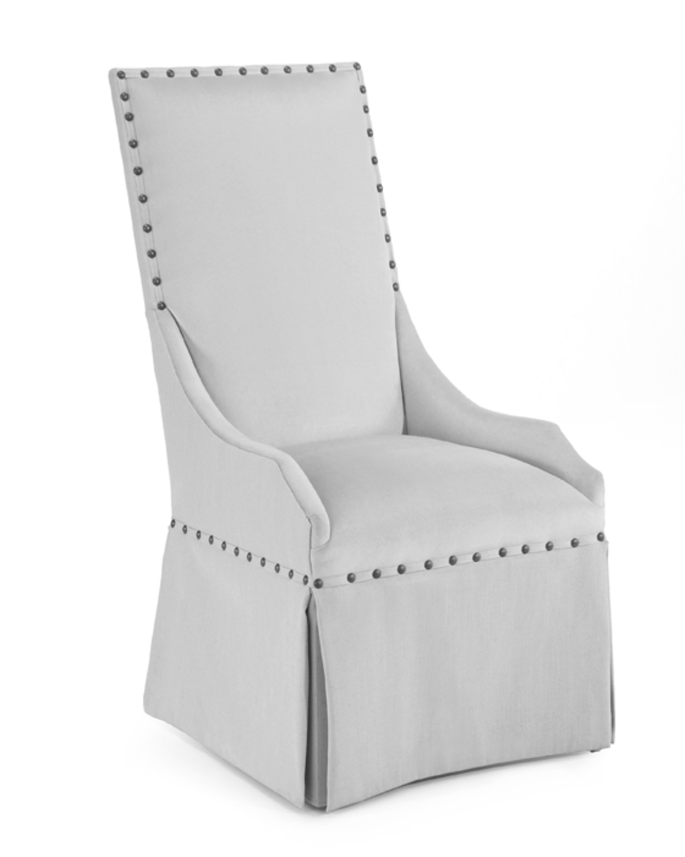 John Richard Collection - High Back Dining Side Chair