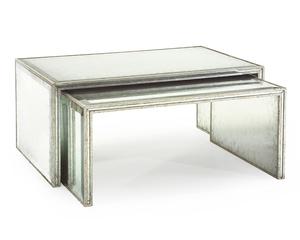 Thumbnail of John Richard Collection - Eglomise Nesting Cocktail Tables