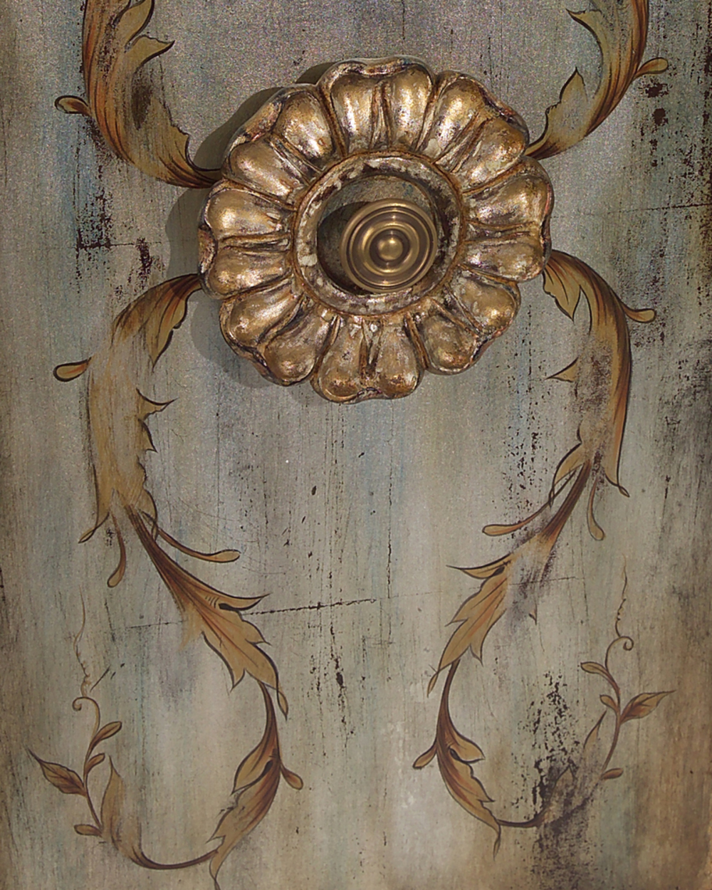 John Richard Collection - Lotus Two Door Cabinet