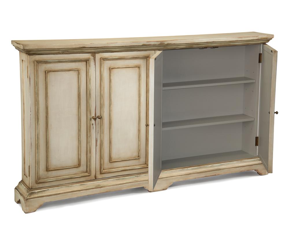 John Richard Collection - Shanty Four Door Cabinet