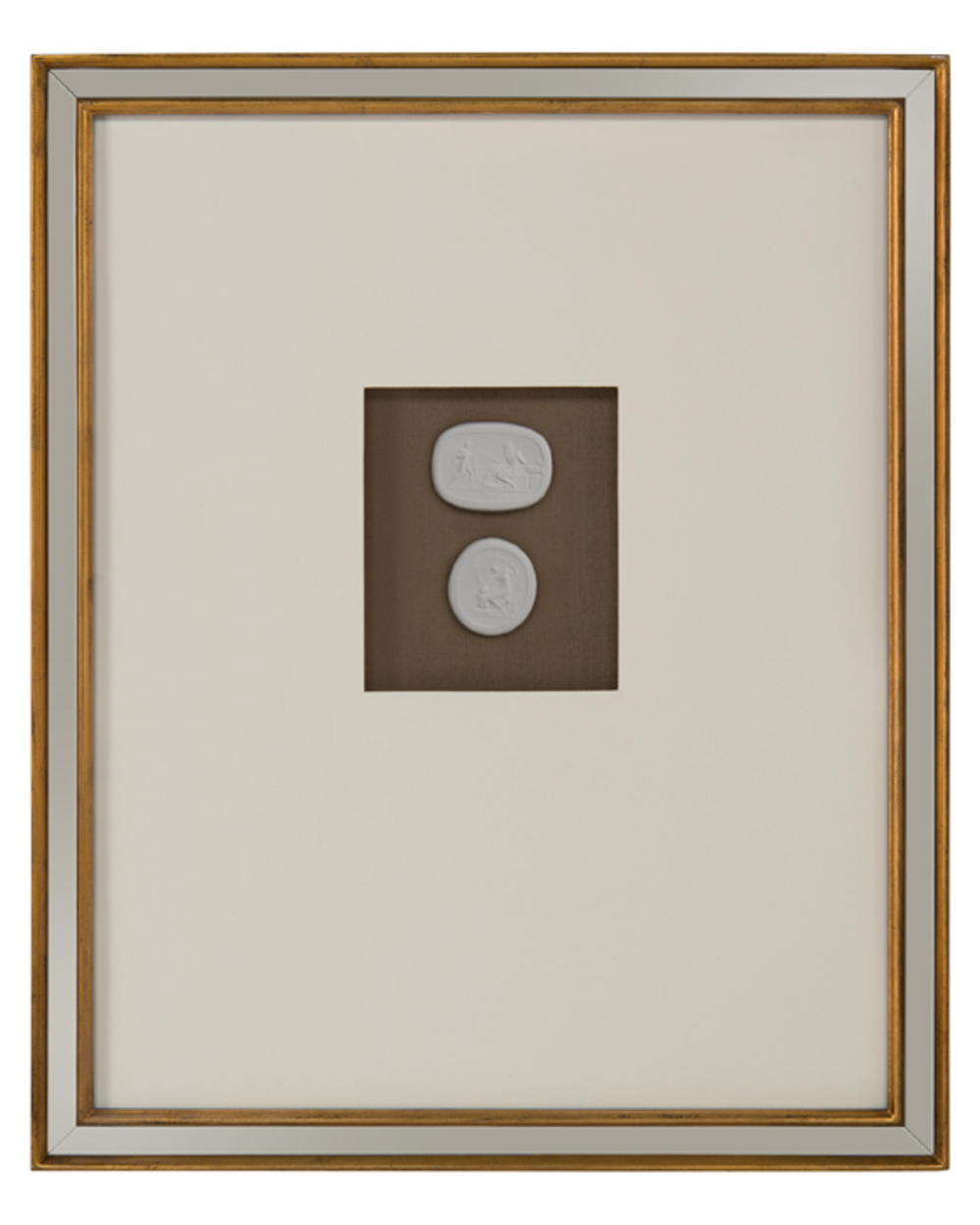 John Richard Collection - Mahogany Intaglio VIII