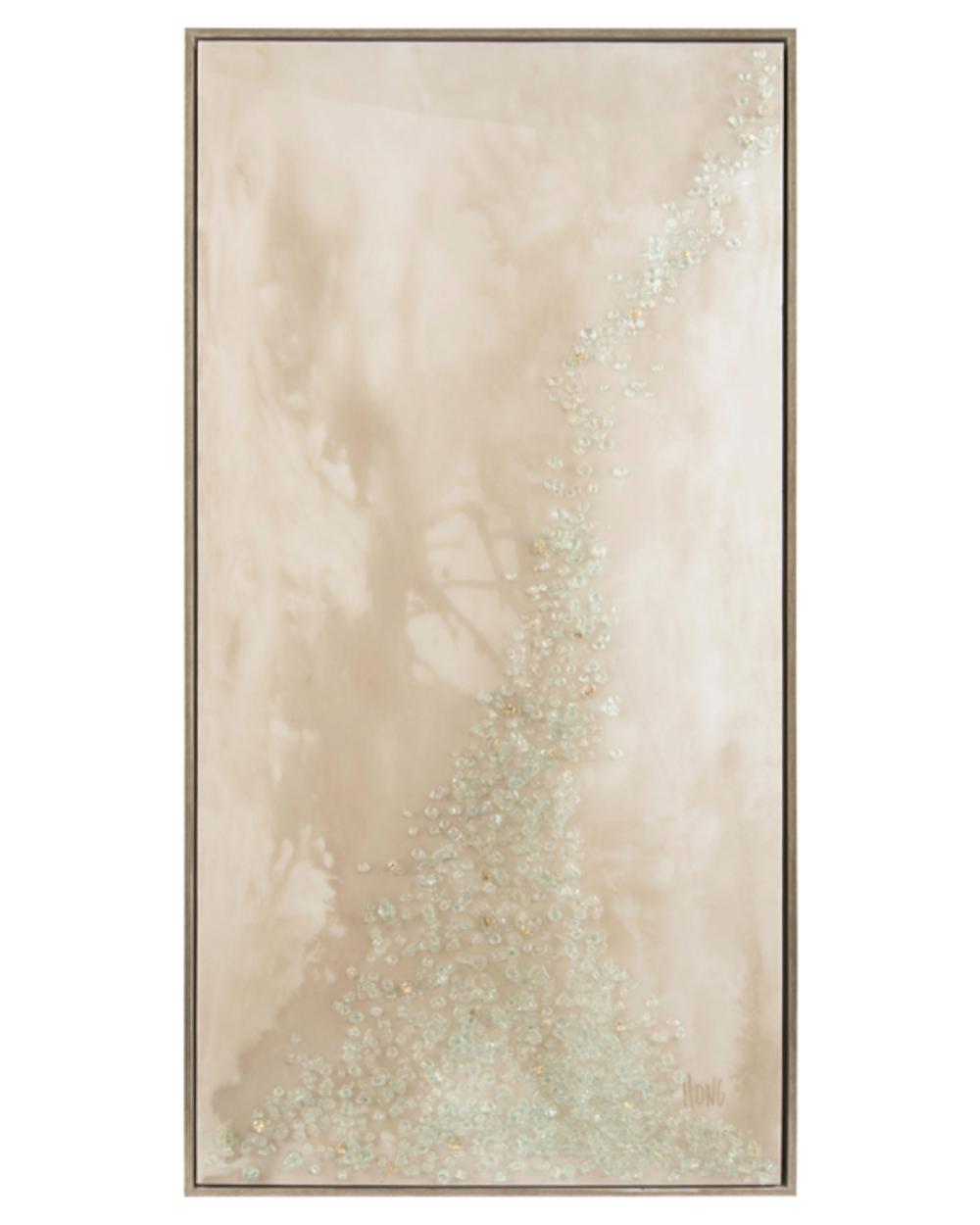 John Richard Collection - Hong's Sepia Abstract I