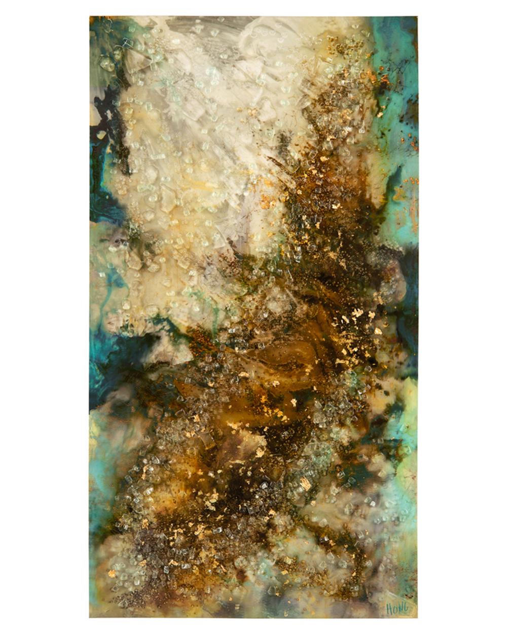 John Richard Collection - Mary Hong's Intergalactic I Art