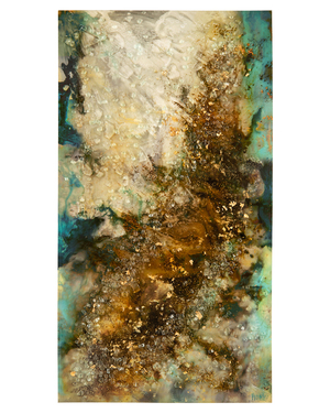 Thumbnail of John Richard Collection - Mary Hong's Intergalactic I Art